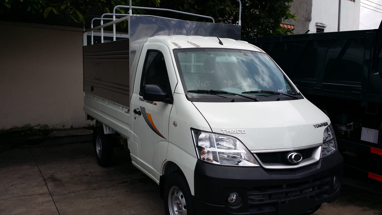 Xe tải 990kg thùng dai 2.6m thaco Towner, xe thaco 990 kg, xe tải suzuki 990kg thaco Ảnh số 41307445