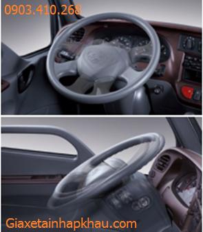Thông số kỹ thuật xe Veam HD345 thùng mui bạt máy Hyundai D4BB, tải trọng 1,75 tấn/ Mua bán xe tải Veam HD345 chính hãng Ảnh số 41424556