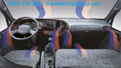 Thông số kỹ thuật xe Veam HD345 thùng mui bạt máy Hyundai D4BB, tải trọng 1,75 tấn/ Mua bán xe tải Veam HD345 chính hãng Ảnh số 41424557