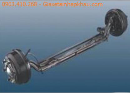 Thông số kỹ thuật xe Veam HD345 thùng mui bạt máy Hyundai D4BB, tải trọng 1,75 tấn/ Mua bán xe tải Veam HD345 chính hãng Ảnh số 41424567