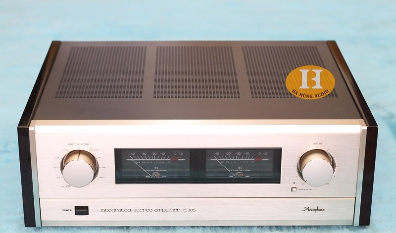 Amply Accuphase E305 đẹp xuất sắc Ảnh số 41444375