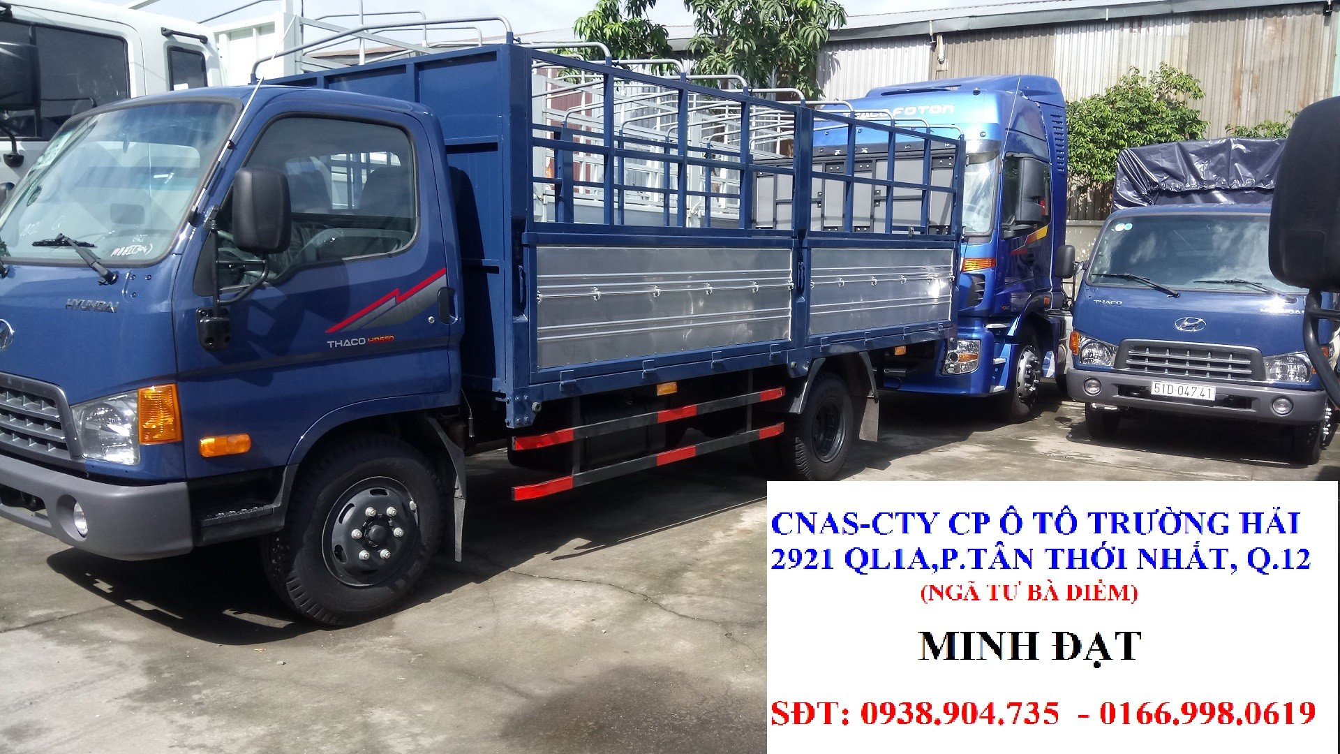 Bán xe tải HuynDai 6 tấn 5, xe tải HuynDai 5 tấn, xe tải thaco HuynDai 5 tấn, xe tải HuynDai 6t5 trả góp 2017 Ảnh số 41494337