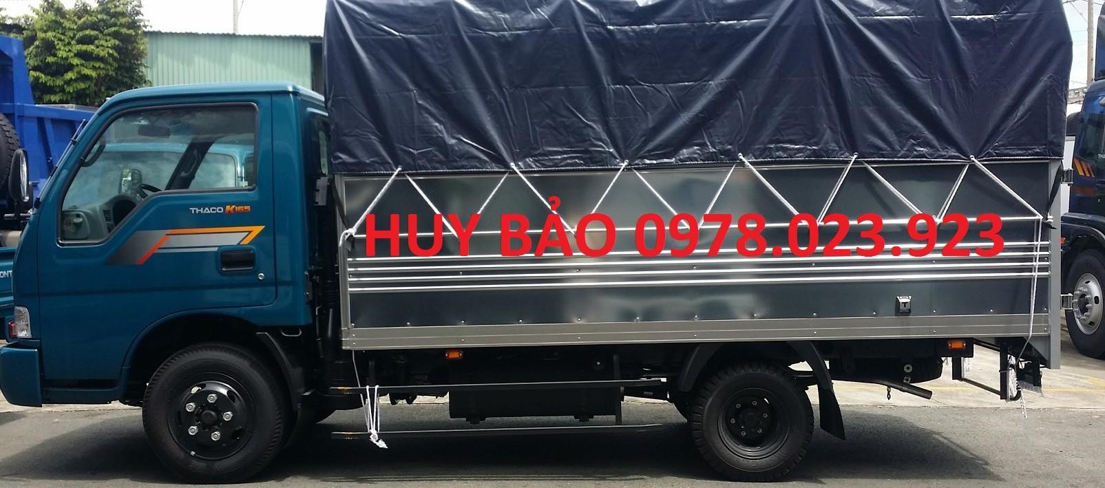Chuyên bán xe tải kia tải 1 tấn 4, tải 2 tấn 4, xe tải kia đi thành phố k165 hỗ trợ vây cao Ảnh số 41526135