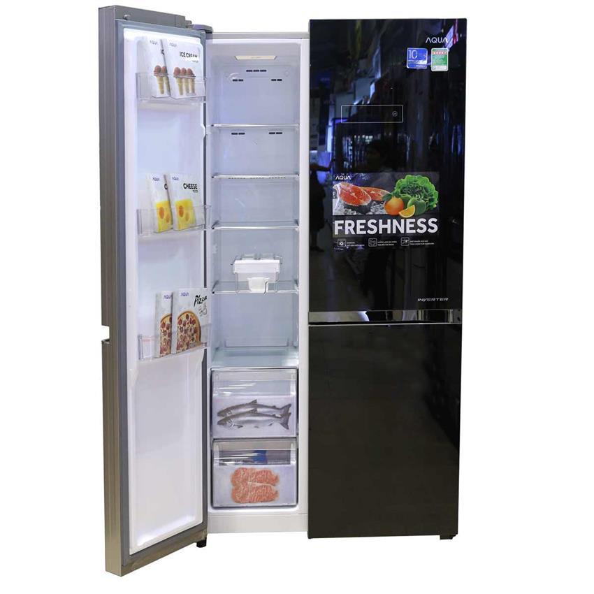 Hàng mới về tủ lạnh Aqua AQR IG595AM, AQR I565AS, AQR IG585AS giá rẻ Ảnh số 41526596