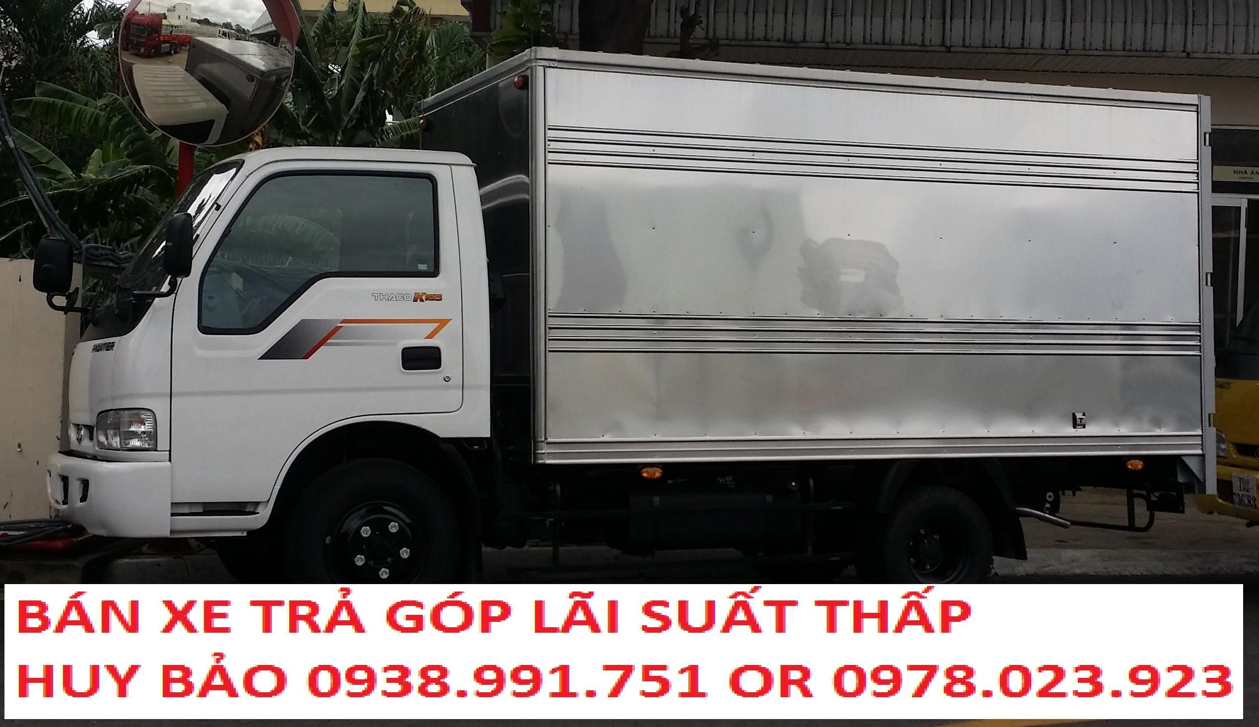 Chuyên bán xe tải kia tải 1 tấn 4, tải 2 tấn 4, xe tải kia đi thành phố k165 hỗ trợ vây cao Ảnh số 41553297