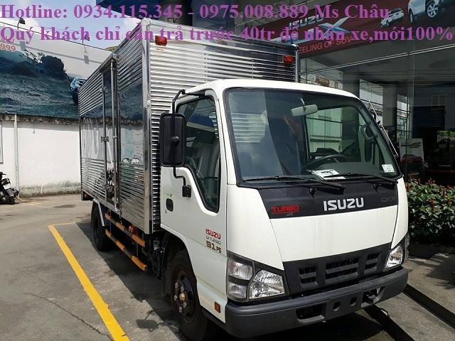 Xe tải isuzu 1.4 tấn QKR55F / isuzu 1tan4 chạy trong thành phố. Ảnh số 41774690