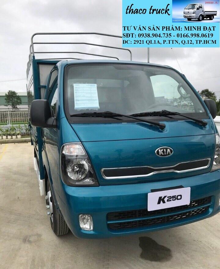 Xe tải Kia New Frontier K200 Bongo III tải trọng 1 tấn 9 TP.HCM Long An, xe tai kia k2700, xe tải kia 1tấn25 , Ảnh số 41789529