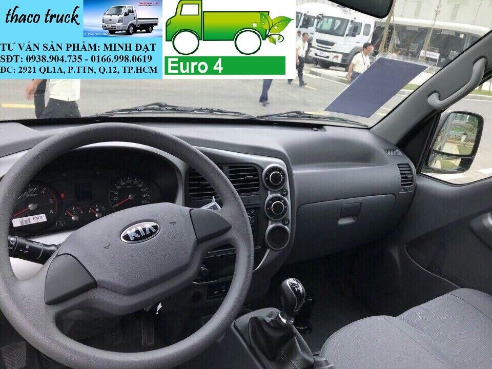 Xe tải Kia New Frontier K200 Bongo III tải trọng 1 tấn 9 TP.HCM Long An, xe tai kia k2700, xe tải kia 1tấn25 , Ảnh số 41789598
