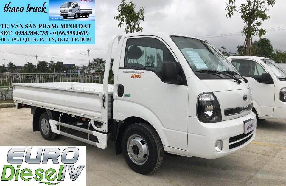 Xe tải Kia New Frontier K200 Bongo III tải trọng 1 tấn 9 TP.HCM Long An, xe tai kia k2700, xe tải kia 1tấn25 , Ảnh số 41789600