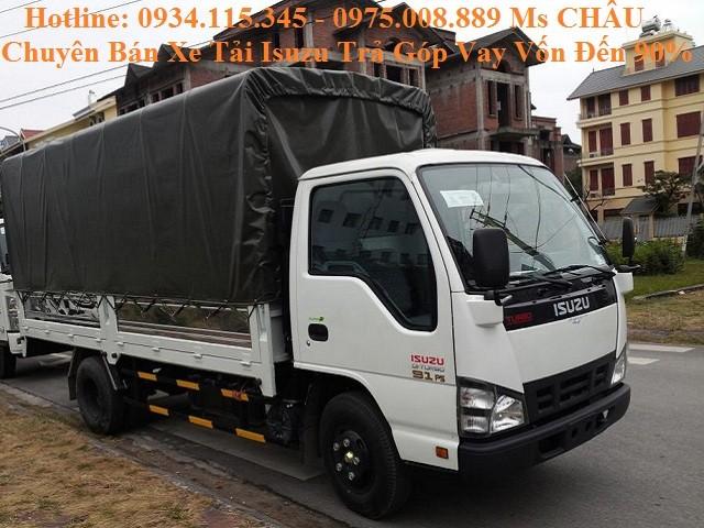 Xe tải isuzu 1.9T isuzu 1.9 Tấn isuzu 1t9 trả góp đến 90% Ảnh số 41788094