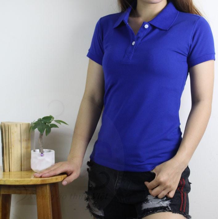 Áo phông nam nữ có cổ, áo thun cá sấu cotton 4 chiều hàng cao cấp hàng cực đẹp giá sỉ