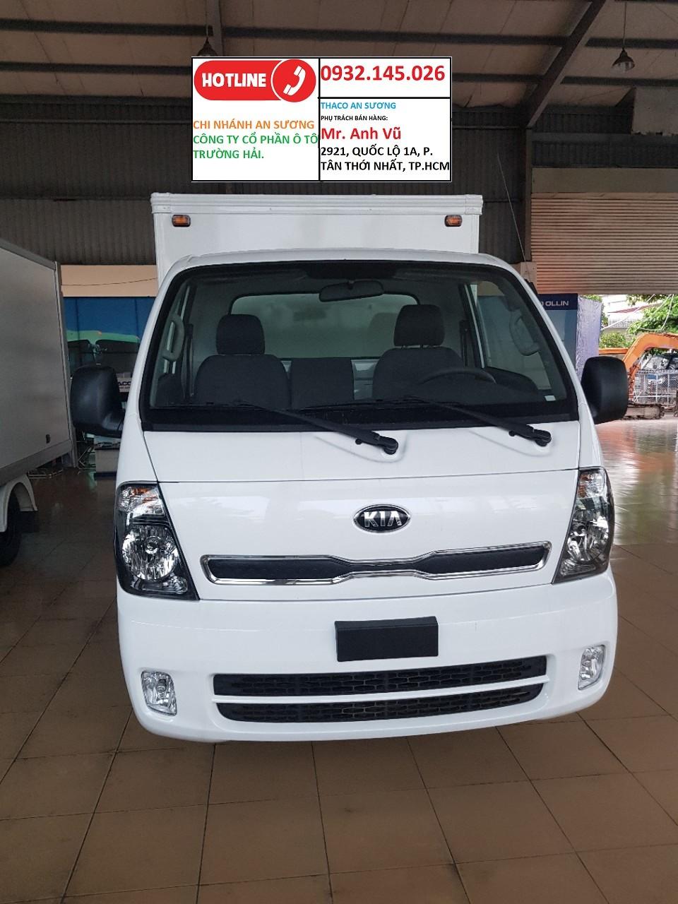 Xe tải kia k200 có sẵn bán trả góp chỉ cần 120 tr có xe ngay. xe tải kia k200 tải 1 tân 9 Ảnh số 41936792