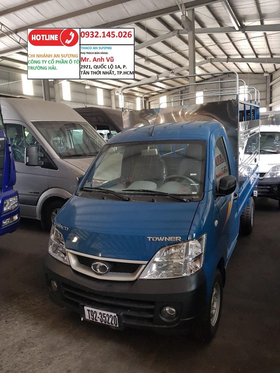 Xe tải towner 990 tải 990kg mua trả góp. xe tải towner 990 động cơ Suzuki TRẢ GÓP 80%. Ảnh số 41943051