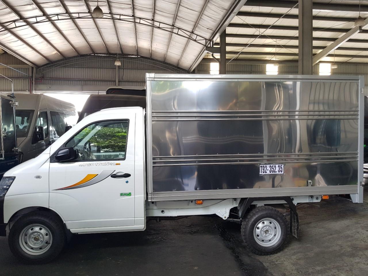 Xe tải động cơ Suzuki tải 500kg 600kg TRẢ GÓP 80%. xe tải towner 900kg 990kg Ảnh số 41945211