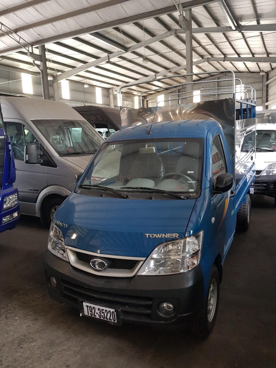 Xe tải towner 990 tải 990kg mua trả góp. xe tải towner 990 động cơ Suzuki TRẢ GÓP 80%. Ảnh số 41945213