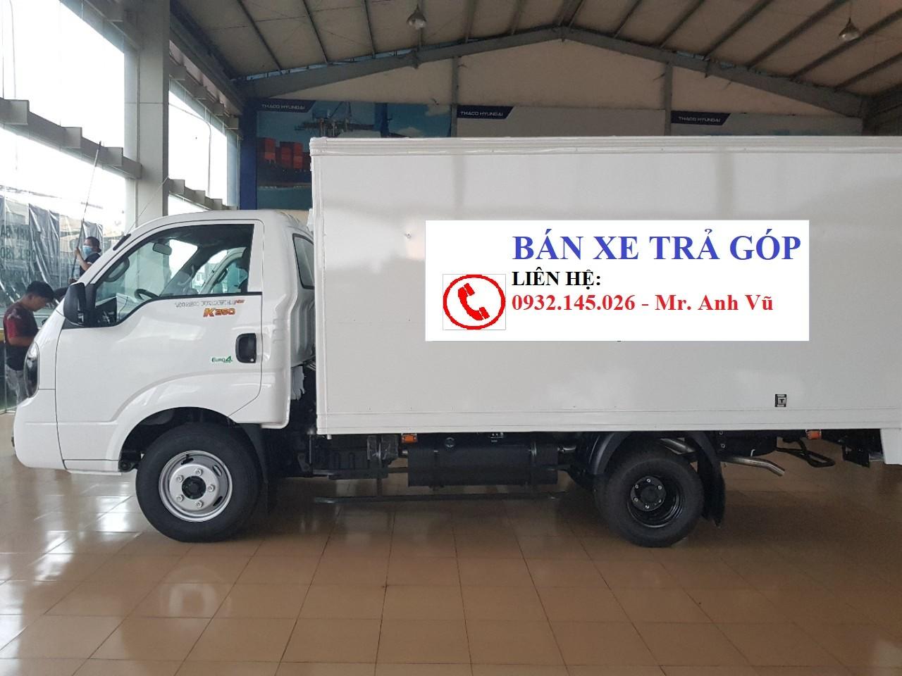 Xe tải kia k200 có sẵn bán trả góp chỉ cần 120 tr có xe ngay. xe tải kia k200 tải 1 tân 9 Ảnh số 41946080
