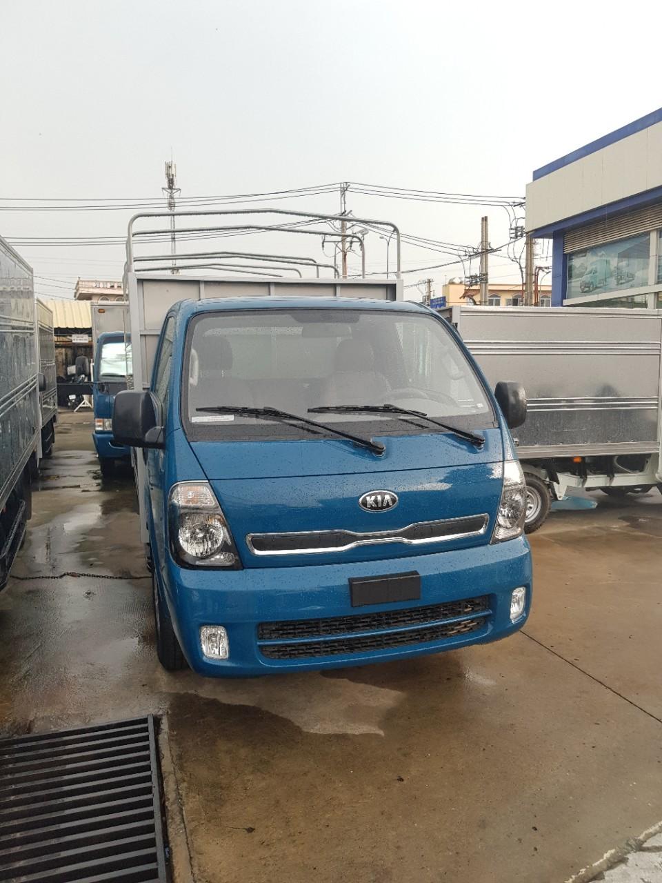 Xe tải kia k200 động cơ HuynDai mua trả góp qua ngân hàng. xe tải kia k200 tải 1 tấn 9 máy điện mua TRẢ GÓP 80% Ảnh số 41946292