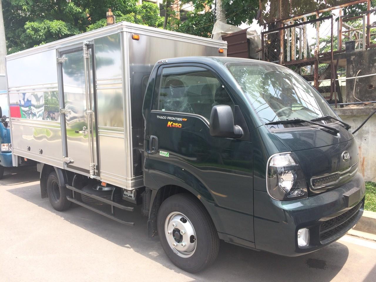 Bán xe tải Thaco k250 New Frontier 2018. Giá cạnh tranh Thaco An Sương Chất lượng 2018 Ảnh số 41949304