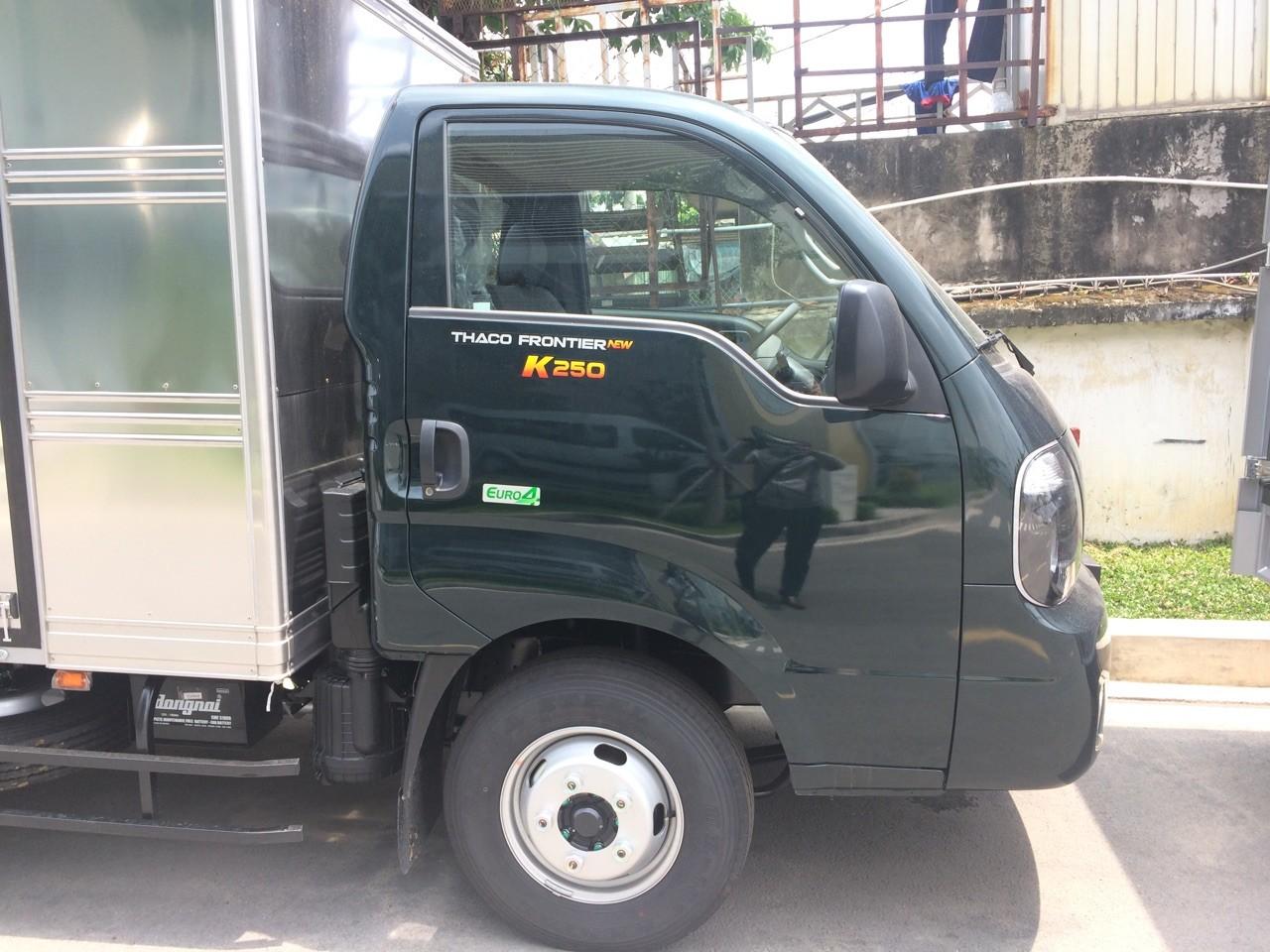 Bán xe tải Thaco k250 New Frontier 2018. Giá cạnh tranh Thaco An Sương Chất lượng 2018 Ảnh số 41949305