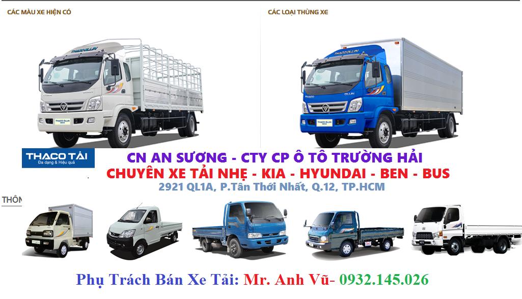 Xe tải kia tải 2 tấn 4 động cơ HuynDai thùng mui bạt thùng kín bán trả góp qua ngân hàng với 70% xe giao ngay Ảnh số 41956401