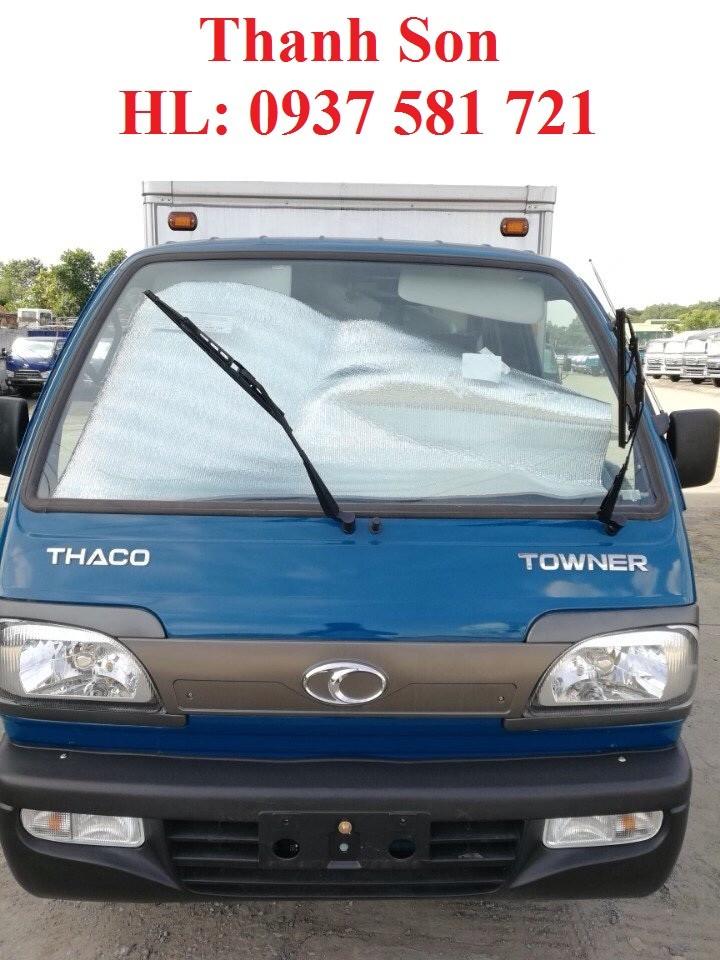 Ban xe tai nhe towner 800 xe tai 900kg vo cac hem nho gon gai thanh canh tranh Ảnh số 41964291