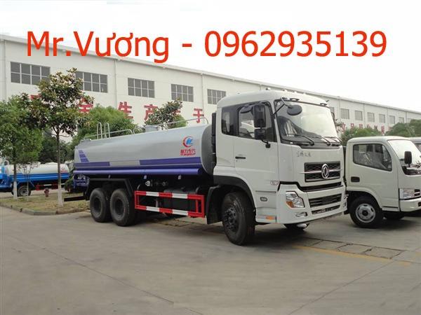 Xe phun nước rửa đường Dongfeng 9 khối cabin mới 2018 Ảnh số 41975130
