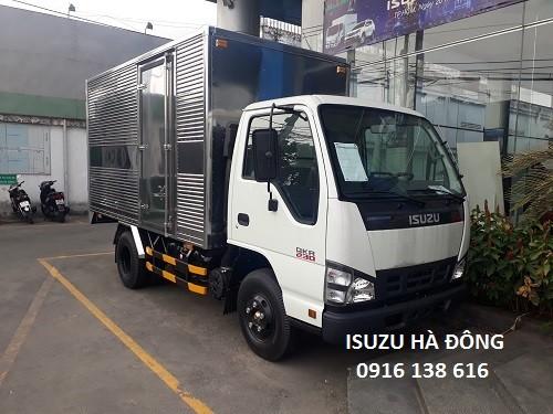 Xe tải isuzu , xe 1,4 tấn, 1,9 tấn. 2,4 tấn. 3,5 tấn. 5 tấn. các loại thùng tốt nhất hà nội Ảnh số 42004509