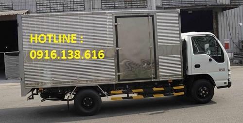 Xe tải isuzu , xe 1,4 tấn, 1,9 tấn. 2,4 tấn. 3,5 tấn. 5 tấn. các loại thùng tốt nhất hà nội Ảnh số 42004541