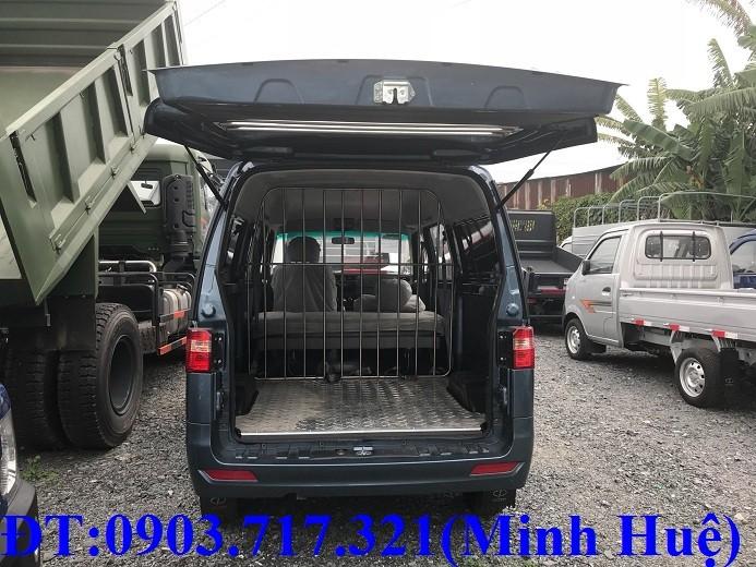 Xe van bán tải Dongben X30 V5M 490Kg 5 chỗ. Xe bán tải Van Dongben X30 V5M. Xe bán tải 490Kg DongBen Ảnh số 42065745