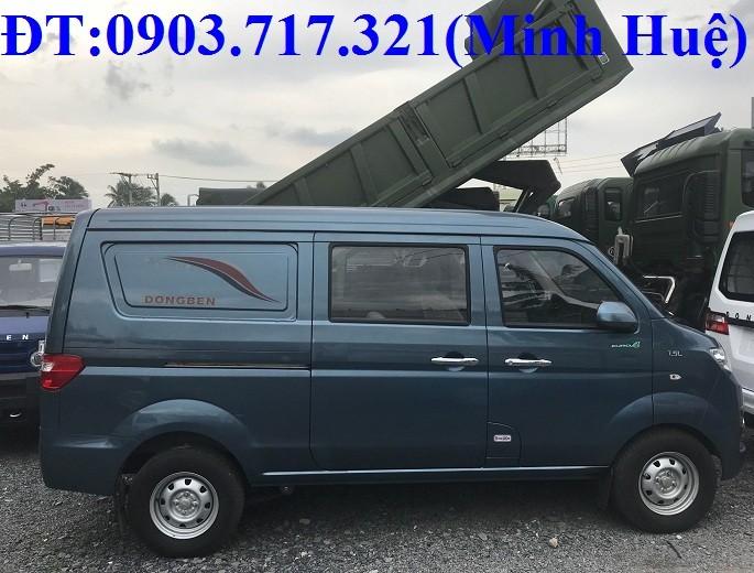 Xe van bán tải Dongben X30 V5M 490Kg 5 chỗ. Xe bán tải Van Dongben X30 V5M. Xe bán tải 490Kg DongBen Ảnh số 42065754