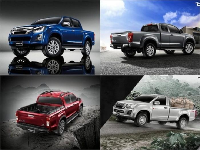Xe bán tải Isuzu Dmax 1.9 và 3.0 nhập khẩu , isuzu việt hải , xe bán tải isuzu . isuzu D MAX Ảnh số 42083557