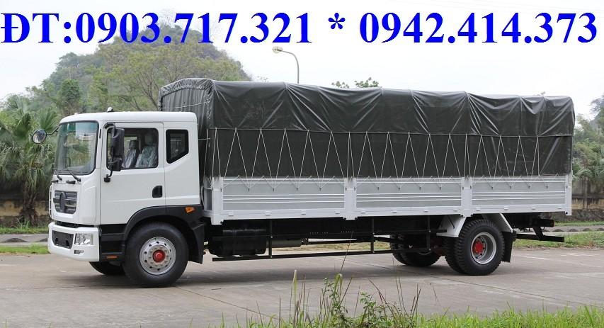 Xe tải Veam 9T3/ Xe tải thùng bạt Veam VPT950/ Gía trả góp xe tải Veam VPT950 9T3 thùng dài 7m6 Ảnh số 42149339