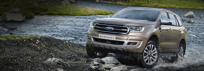 Ford Everest 2019 giá tốt nhất tại Ford Quảng Ninh. Trend, Titanium 4x2, 4x4 Ảnh số 42173596