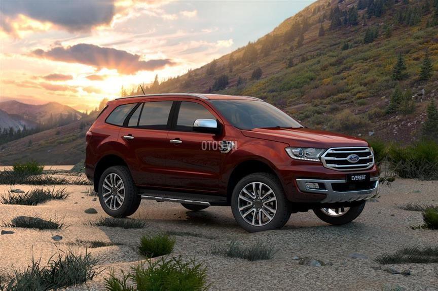 Ford Everest 2019 giá tốt nhất tại Ford Quảng Ninh. Trend, Titanium 4x2, 4x4 Ảnh số 42173602