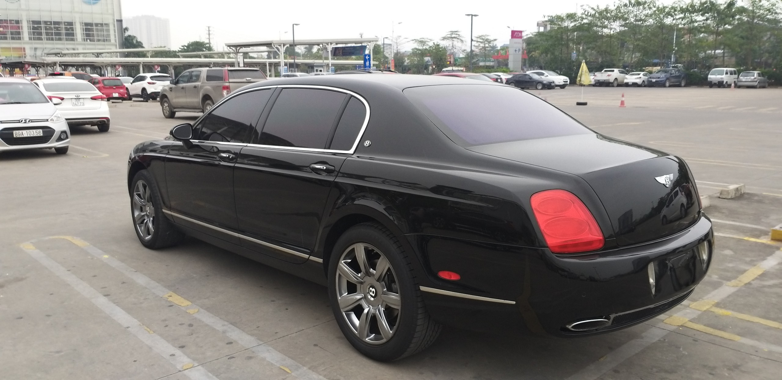Bán Bentley Continental Flying Spur 2006 Ảnh số 42325213