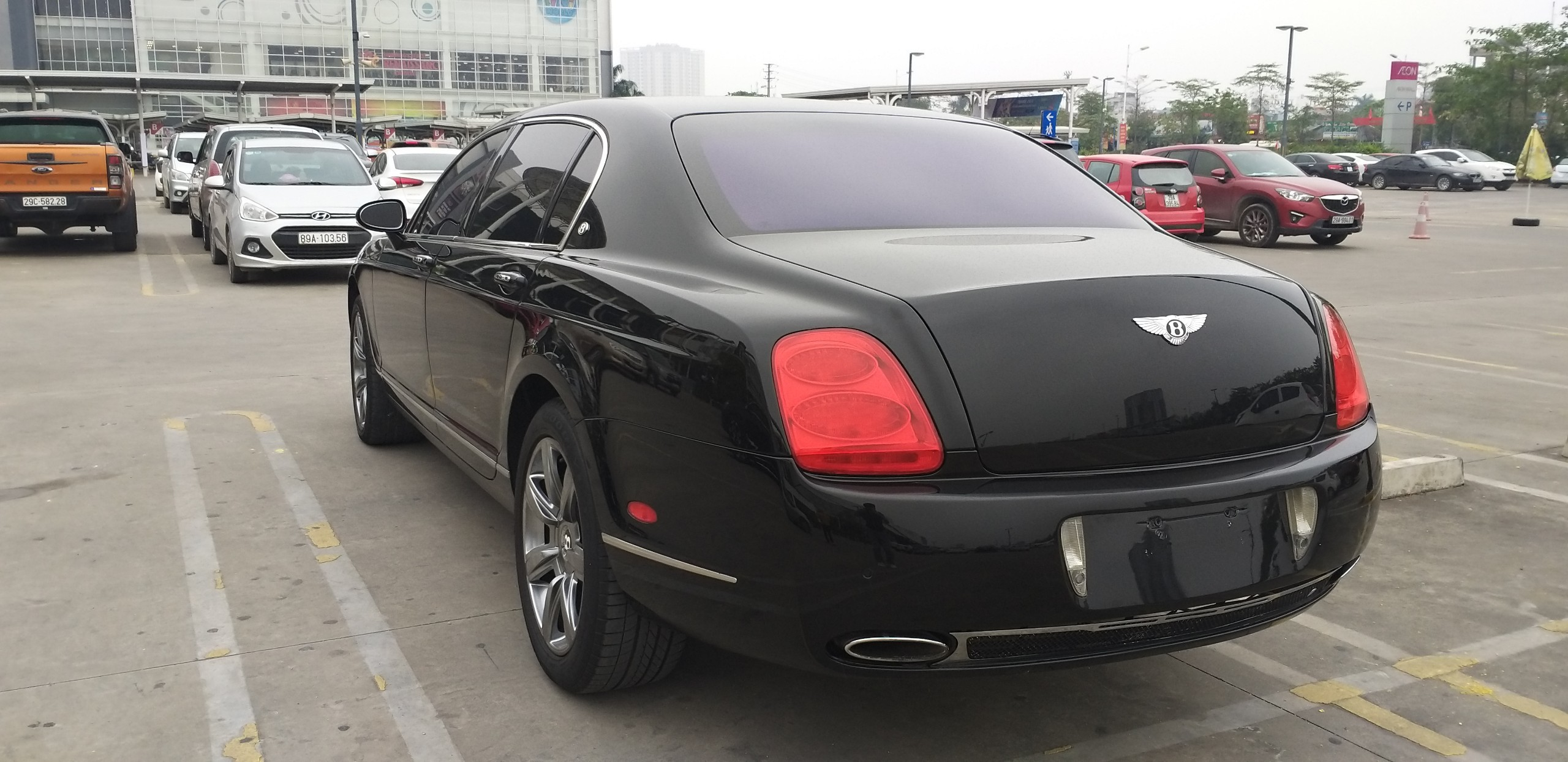 Bán Bentley Continental Flying Spur 2006 Ảnh số 42325214