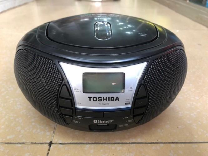 Đài đĩa CD , máy nghe đĩa CD học ngoại ngữ cho học sinh sinh viên Ảnh số 42400165