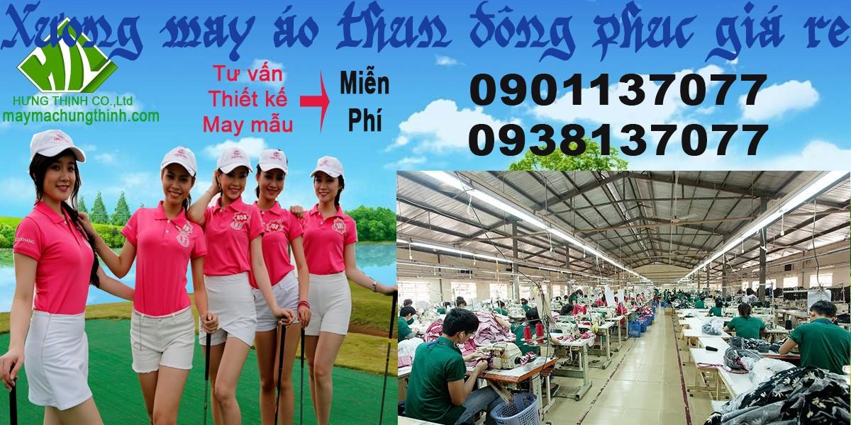 Cơ sở may áo thun đồng phục giá rẻ Ảnh số 42566005
