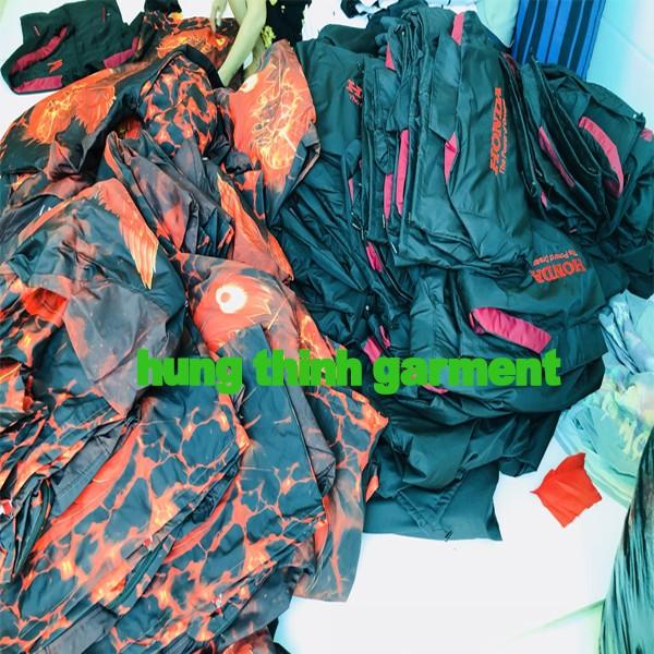 Xưởng may áo gió, áo khoác quảng cáo ,sự kiện công ty theo yêu cầu Ảnh số 42639821