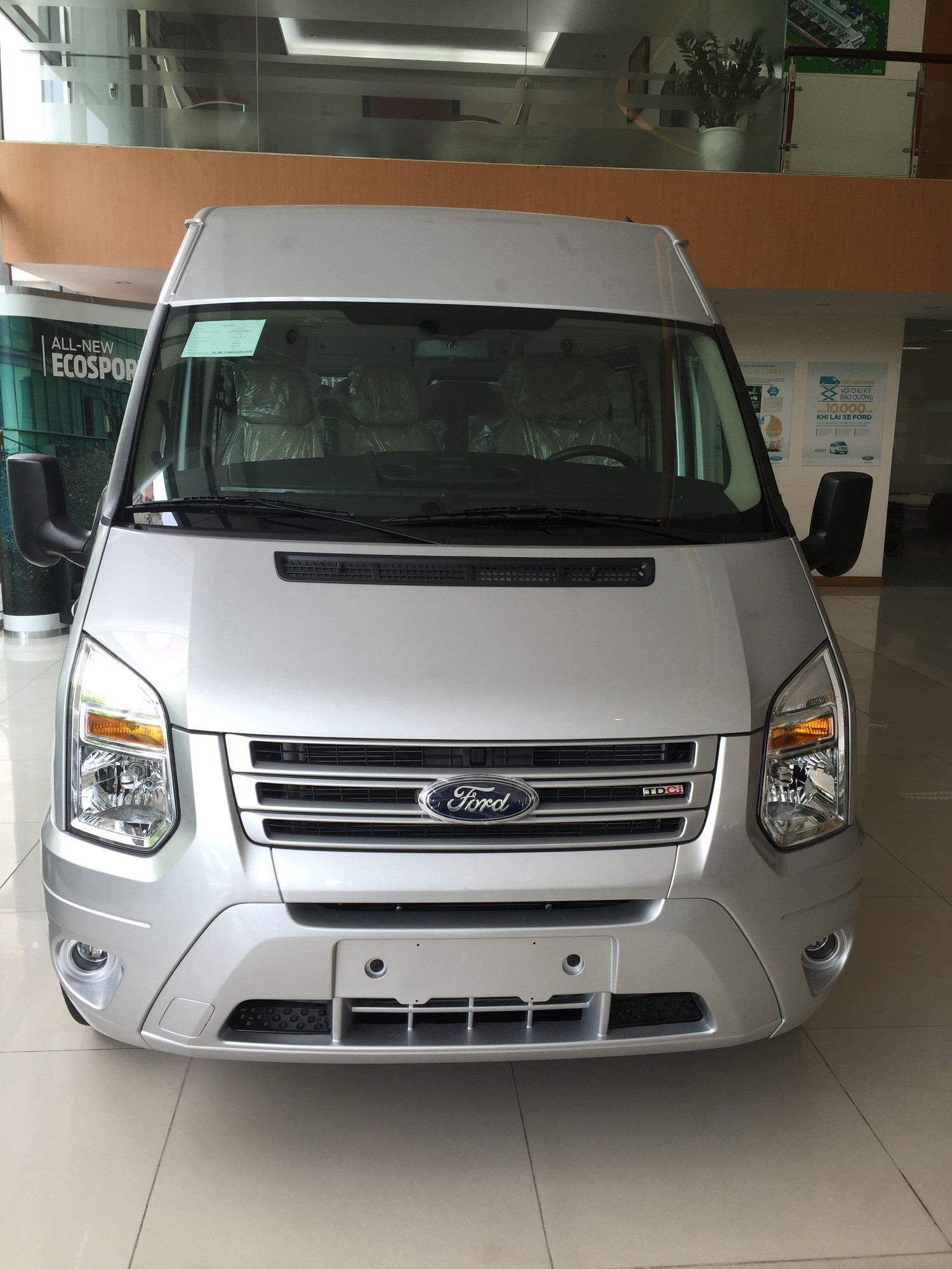 Ford Ranger, Ford Transit, Ford Ecosport, Fiesta, Focus giao ngay Ảnh số 42770434
