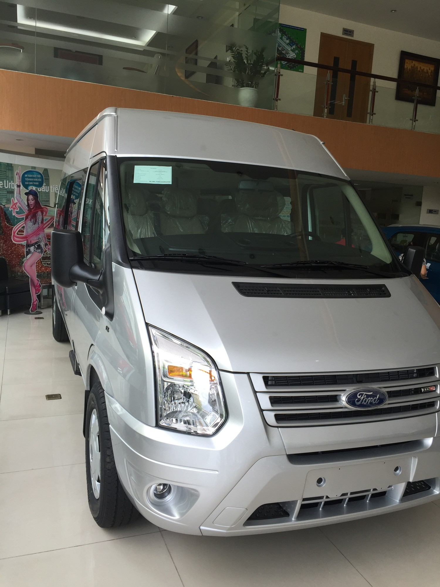 Ford Ranger, Ford Transit, Ford Ecosport, Fiesta, Focus giao ngay Ảnh số 42770435