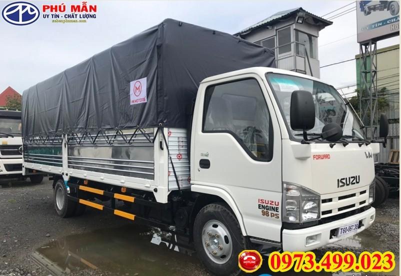 Xe tải Isuzu 1.9 tấn thùng 6m3 Ảnh số 42784966