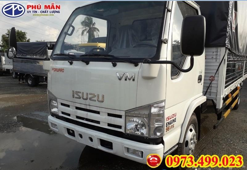 Xe tải Isuzu 1.9 tấn thùng 6m3 Ảnh số 42784968