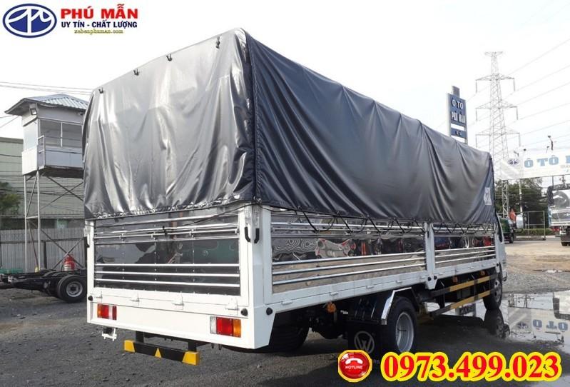 Xe tải Isuzu 1.9 tấn thùng 6m3 Ảnh số 42784986