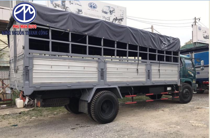 Xe tải chiến thắng ga cơ 6.5 Tấn thùng 6m3 ga cơ Ảnh số 42804224