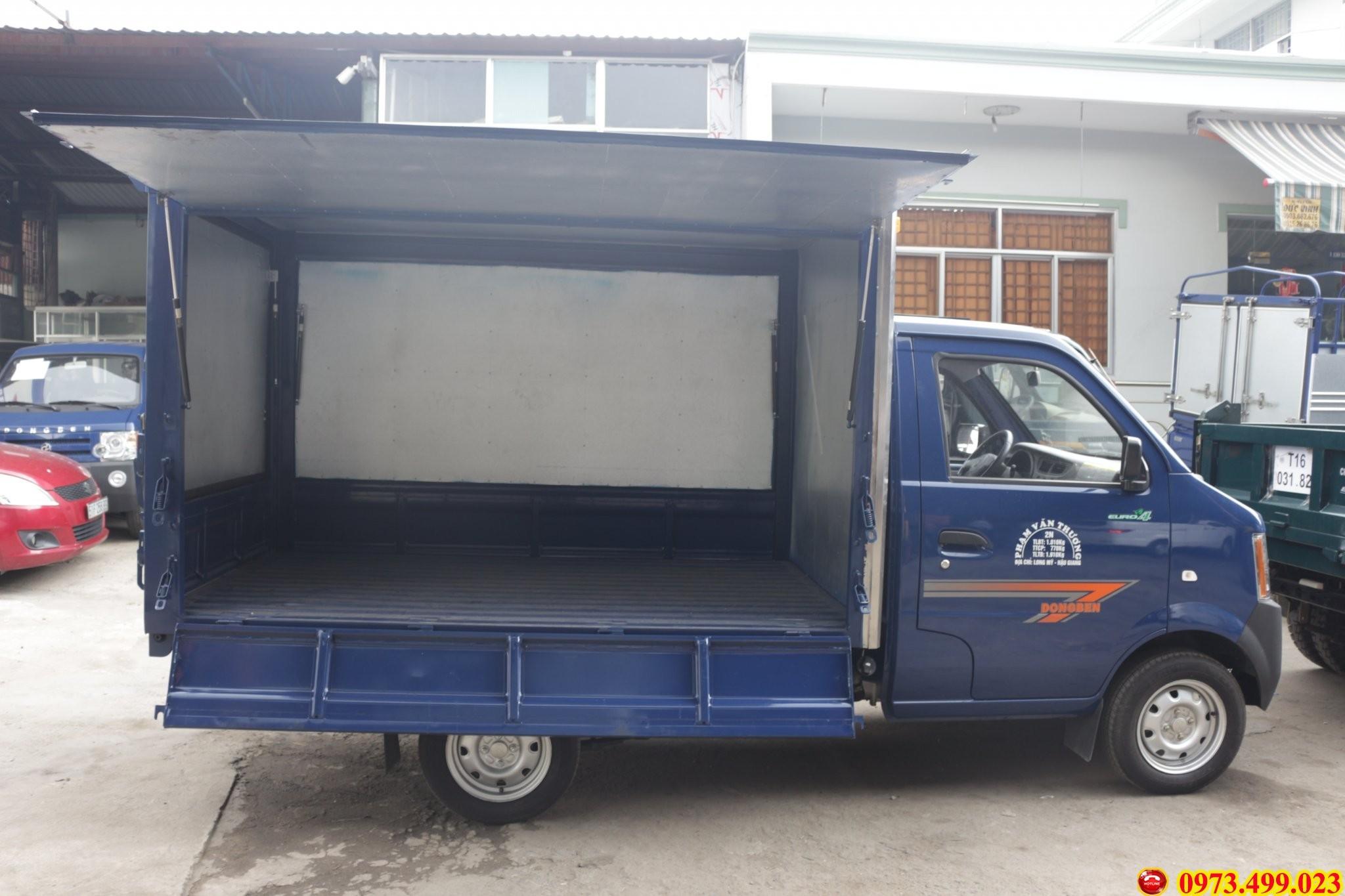 Xe tải Dongben 1021 Ảnh số 42805926