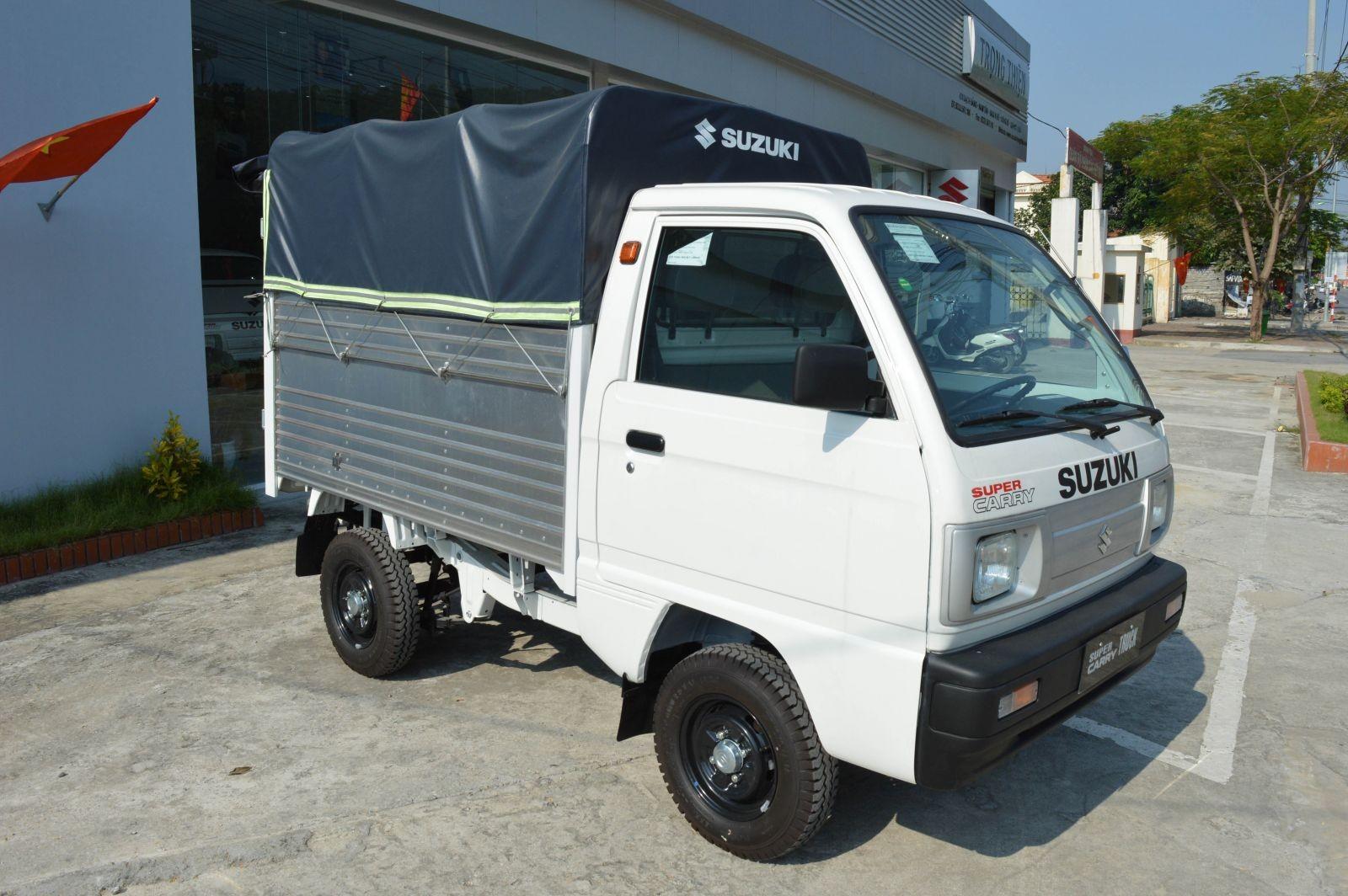 Xe Tải Nhỏ 550kg Suzuki Truck ĐỜI 2019 Ảnh số 42956089