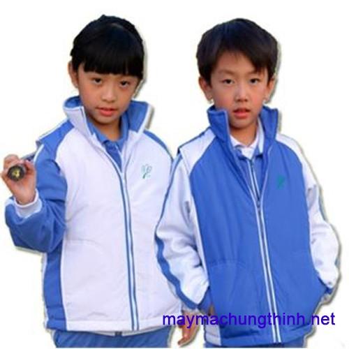 Đồng phục áo gió mầm non giá tốt Ảnh số 43072061