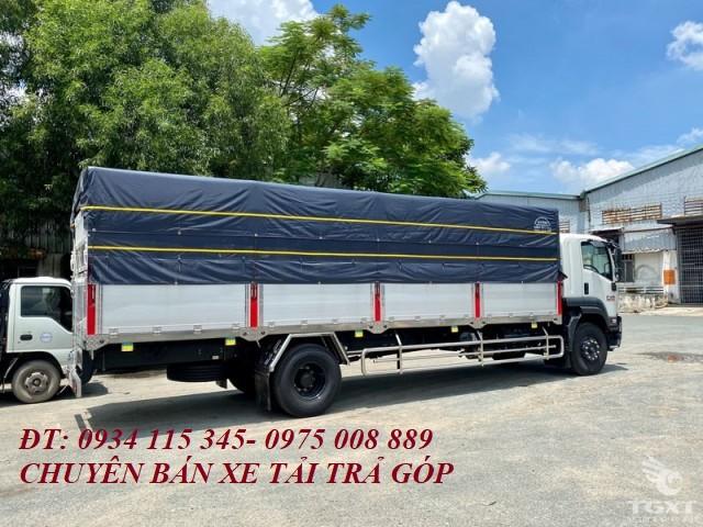 161113218255633152 Bán xe tải isuzu 7,5 tấn thùng siêu dài 9m6 | Giá xe tải isuzu FVR34UE4 đời 2021 giá tốt.