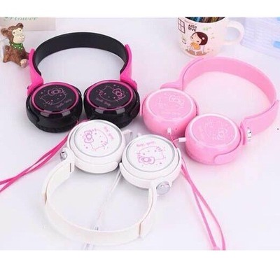 HeadPhone Chụp Tai Mèo Kitty